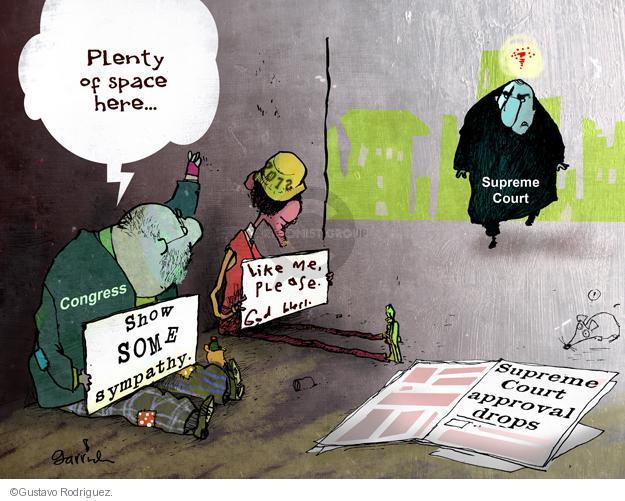 Gustavo Rodriguez  Garrincha's Editorial Cartoons 2012-06-11 supreme court justice