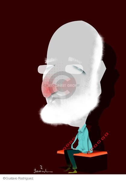 Gustavo Rodriguez  Garrincha's Editorial Cartoons 2012-05-04 contractor