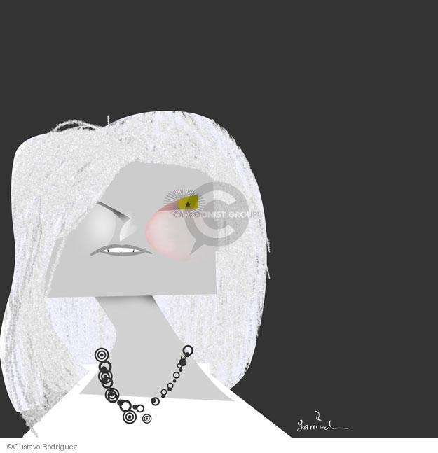 Gustavo Rodriguez  Garrincha's Editorial Cartoons 2012-08-30 Ann