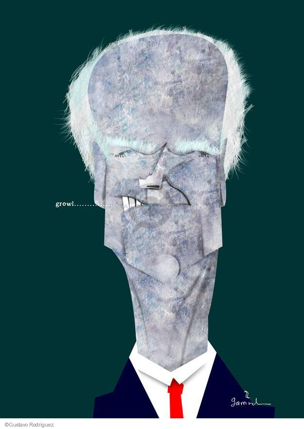 Gustavo Rodriguez  Garrincha's Editorial Cartoons 2012-09-06 illustration