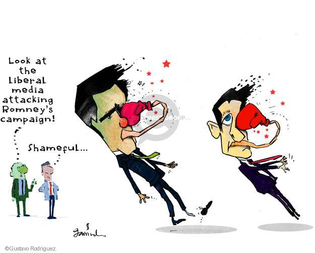 Gustavo Rodriguez  Garrincha's Editorial Cartoons 2012-09-17 Paul