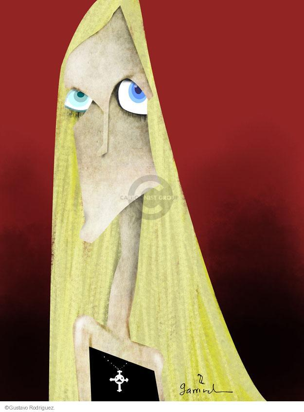 Gustavo Rodriguez  Garrincha's Editorial Cartoons 2012-09-27 illustration