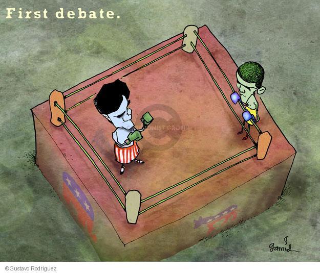 Gustavo Rodriguez  Garrincha's Editorial Cartoons 2012-10-03 2012