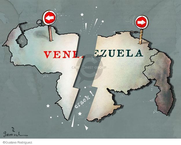 Gustavo Rodriguez  Garrincha's Editorial Cartoons 2012-10-10 country