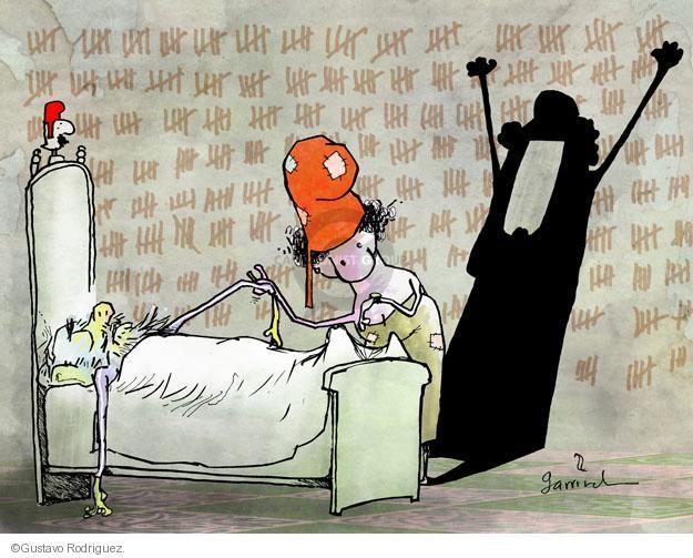 Gustavo Rodriguez  Garrincha's Editorial Cartoons 2012-10-12 check