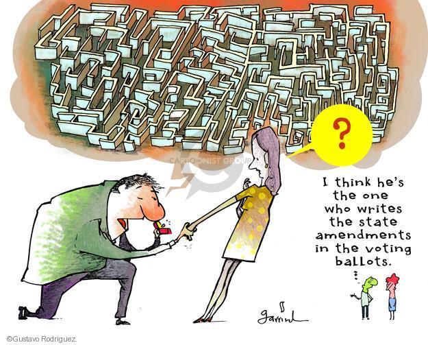 Gustavo Rodriguez  Garrincha's Editorial Cartoons 2012-10-19 vote