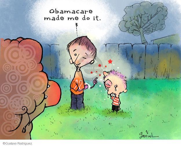 Gustavo Rodriguez  Garrincha's Editorial Cartoons 2012-11-29 child