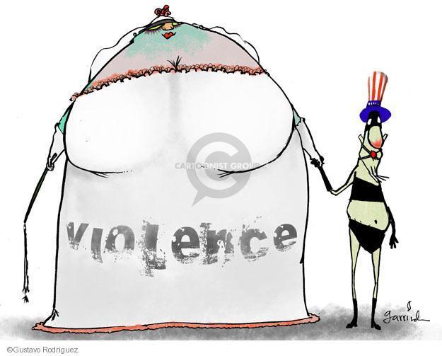 Cartoonist Gustavo Rodriguez  Garrincha's Editorial Cartoons 2012-12-16 rights