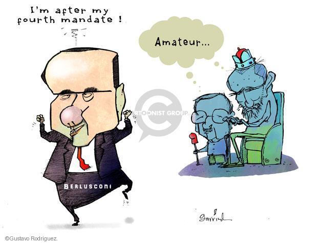 Gustavo Rodriguez  Garrincha's Editorial Cartoons 2012-12-19 amateur