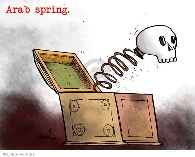 Gustavo Rodriguez  Garrincha's Editorial Cartoons 2012-12-17 mideast