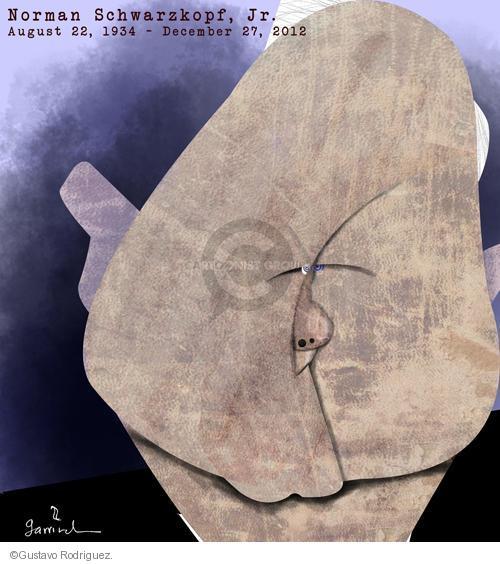 Gustavo Rodriguez  Garrincha's Editorial Cartoons 2012-12-28 2012