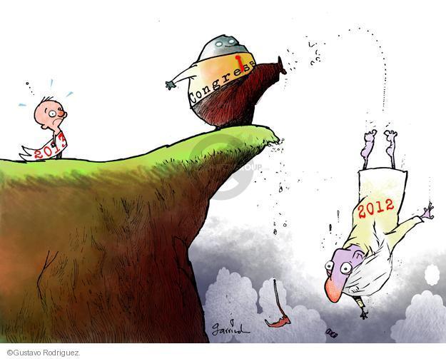 Gustavo Rodriguez  Garrincha's Editorial Cartoons 2012-12-31 2012