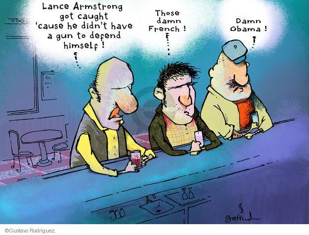 Gustavo Rodriguez  Garrincha's Editorial Cartoons 2013-01-16 drug violence