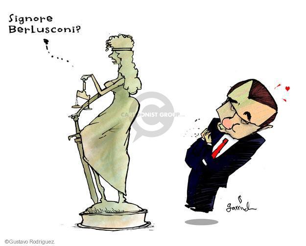 Gustavo Rodriguez  Garrincha's Editorial Cartoons 2013-03-07 justice