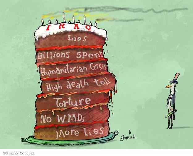 Gustavo Rodriguez  Garrincha's Editorial Cartoons 2013-03-21 force