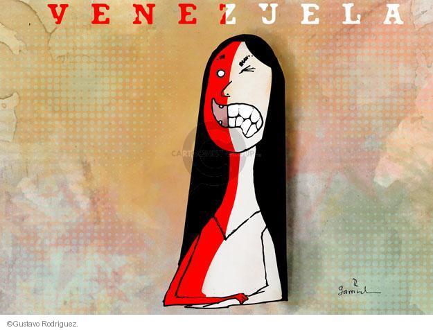 Gustavo Rodriguez  Garrincha's Editorial Cartoons 2013-04-17 country