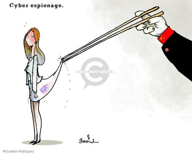 Cartoonist Gustavo Rodriguez  Garrincha's Editorial Cartoons 2013-04-23 right