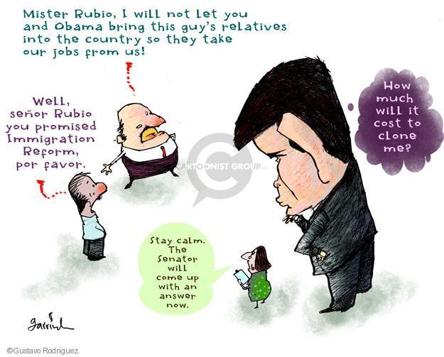 Gustavo Rodriguez  Garrincha's Editorial Cartoons 2013-06-04 country