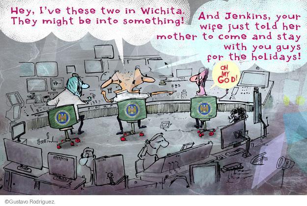 Cartoonist Gustavo Rodriguez  Garrincha's Editorial Cartoons 2013-06-12 family