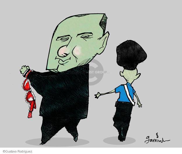 Gustavo Rodriguez  Garrincha's Editorial Cartoons 2013-06-28 charge