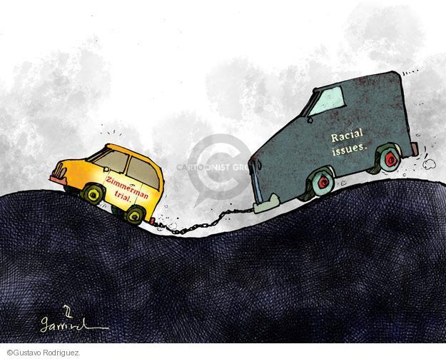 Gustavo Rodriguez  Garrincha's Editorial Cartoons 2013-07-14 justice
