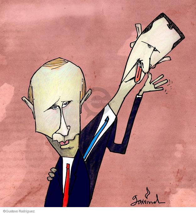 Gustavo Rodriguez  Garrincha's Editorial Cartoons 2013-09-11 chemical
