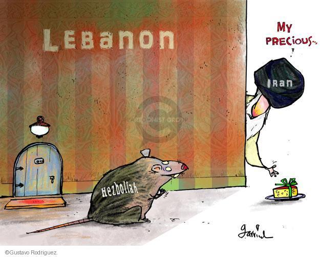 Gustavo Rodriguez  Garrincha's Editorial Cartoons 2013-09-20 mideast