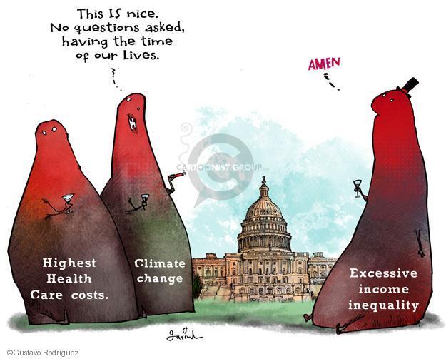 Gustavo Rodriguez  Garrincha's Editorial Cartoons 2013-09-24 congress health care