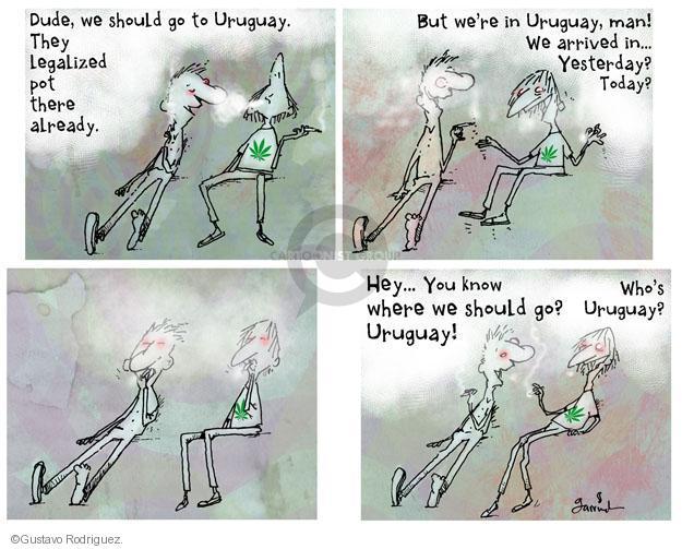 Gustavo Rodriguez  Garrincha's Editorial Cartoons 2013-12-13 legal