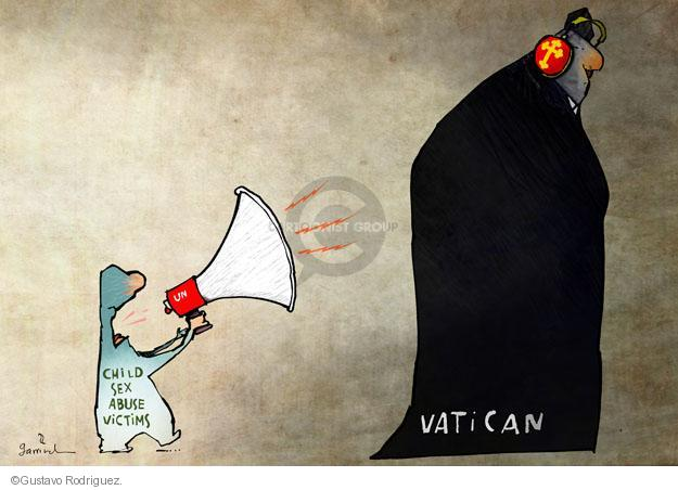 Gustavo Rodriguez  Garrincha's Editorial Cartoons 2014-02-09 cardinal