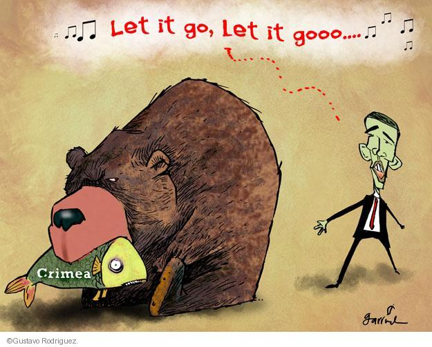 Gustavo Rodriguez  Garrincha's Editorial Cartoons 2014-03-03 Crimean