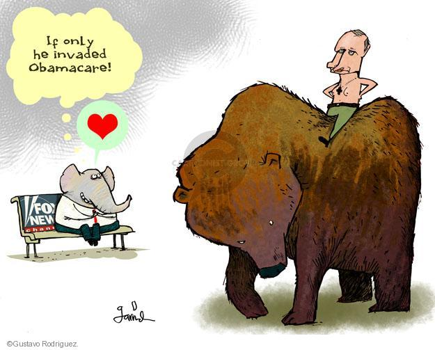 Gustavo Rodriguez  Garrincha's Editorial Cartoons 2014-03-13 Crimean