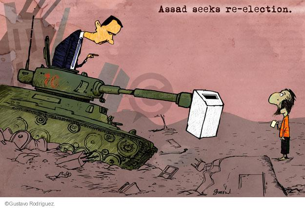 Gustavo Rodriguez  Garrincha's Editorial Cartoons 2014-04-28 vote