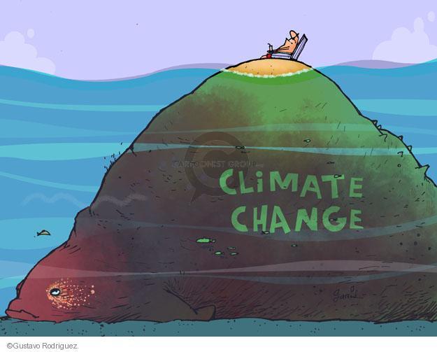 Gustavo Rodriguez  Garrincha's Editorial Cartoons 2014-05-23 environment