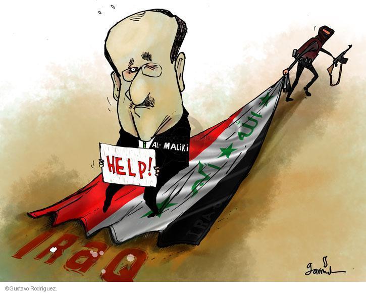 Help! Al-Maliki. Iraq.