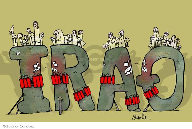 Gustavo Rodriguez  Garrincha's Editorial Cartoons 2014-06-23 violence