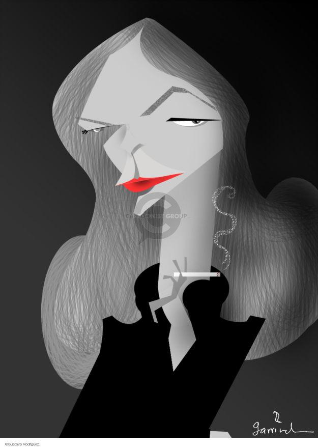 Gustavo Rodriguez  Garrincha's Editorial Cartoons 2014-08-13 illustration
