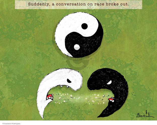 Cartoonist Gustavo Rodriguez  Garrincha's Editorial Cartoons 2014-12-01 white