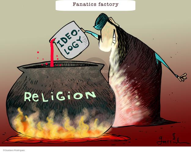 Gustavo Rodriguez  Garrincha's Editorial Cartoons 2015-01-09 violent