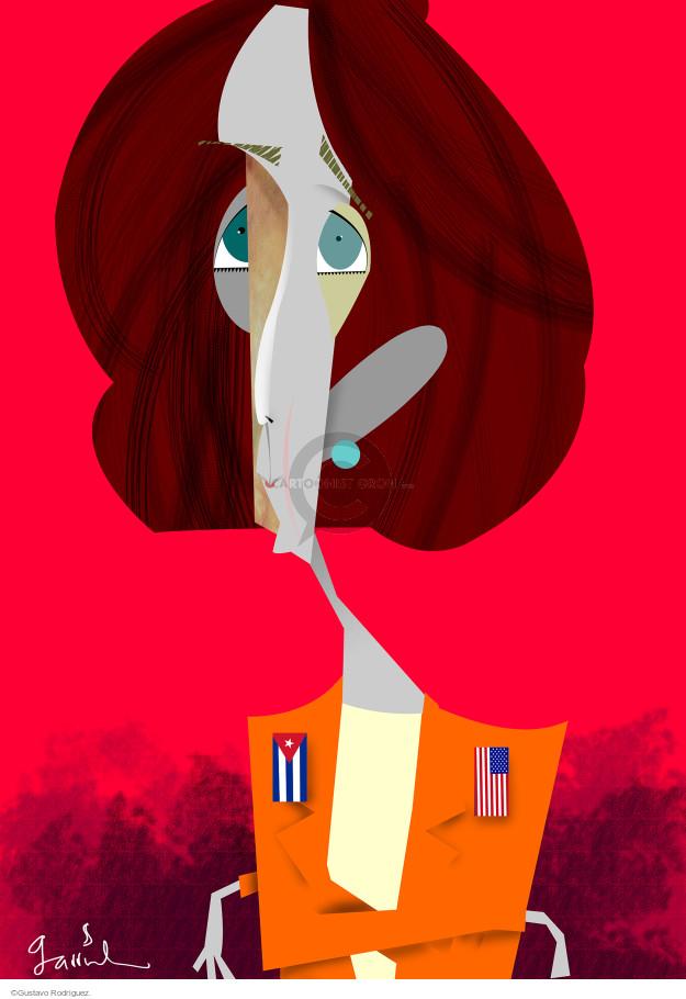 Gustavo Rodriguez  Garrincha's Editorial Cartoons 2015-01-25 normalization