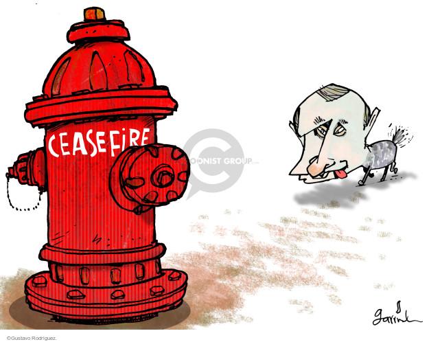 Ceasefire.