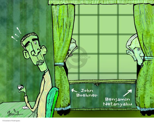 Gustavo Rodriguez  Garrincha's Editorial Cartoons 2015-03-03 Congress
