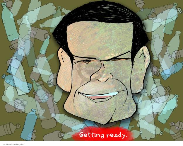 Gustavo Rodriguez  Garrincha's Editorial Cartoons 2015-04-14 2016 election Marco Rubio