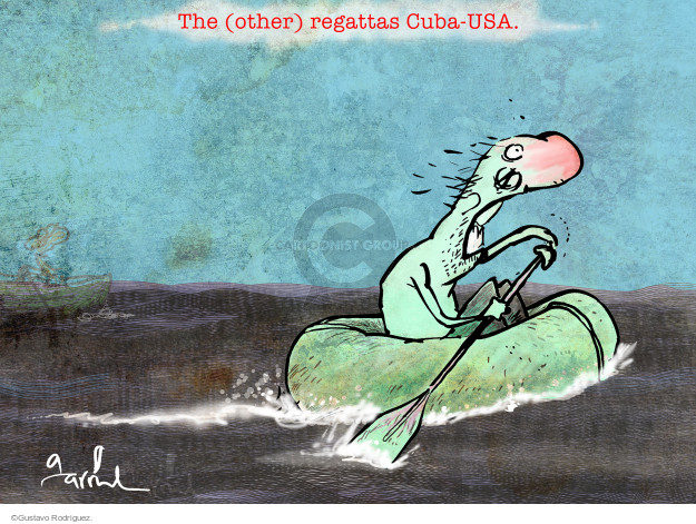 The (other) regattas Cuba-USA.