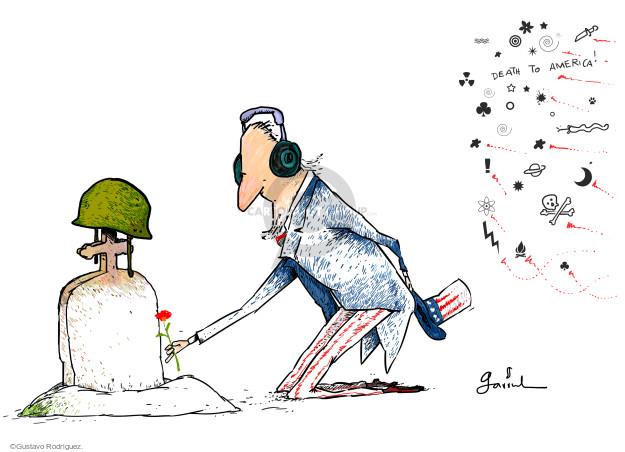 Cartoonist Gustavo Rodriguez  Garrincha's Editorial Cartoons 2015-05-24 nuclear