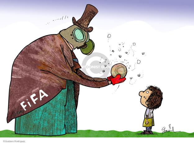 Gustavo Rodriguez  Garrincha's Editorial Cartoons 2015-05-27 corrupt