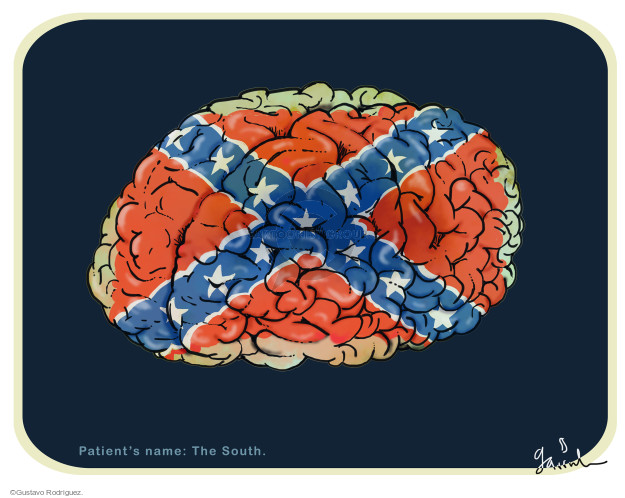 Patients name: The South.