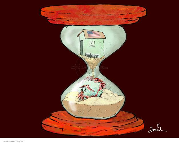 Gustavo Rodriguez  Garrincha's Editorial Cartoons 2015-07-02 diplomacy