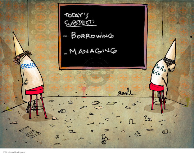 Gustavo Rodriguez  Garrincha's Editorial Cartoons 2015-07-03 economy