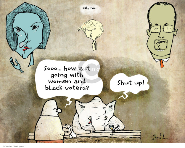 Gustavo Rodriguez  Garrincha's Editorial Cartoons 2015-09-23 vote